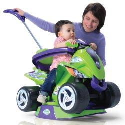 INJUSA Jeździk 6w1 Goliath Wielofunkcyjny Pojazd Dla Dzieci Quad