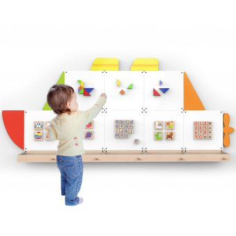 VIGA System Tablic edukacyjnych - Statek