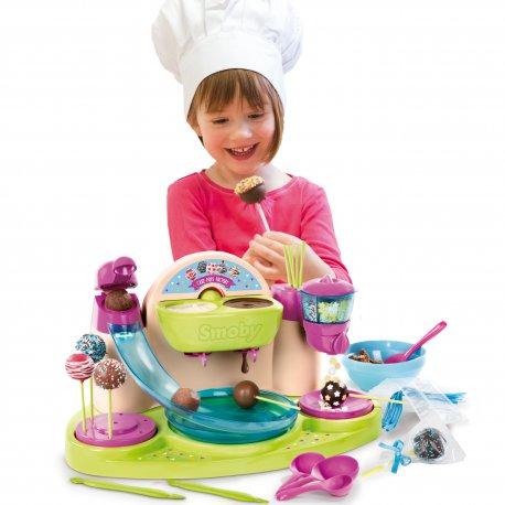 Fabryka Prawdziwych Lizaków Dla Dzieci Smoby Chef
