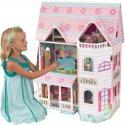 Rozkładany Drewniany Domek Dla Lalek KidKraft Abbey Manor