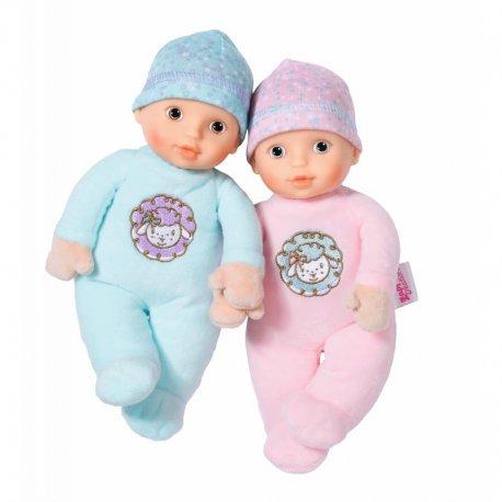 Baby Annabell Mała Laleczka 22 cm Różowa