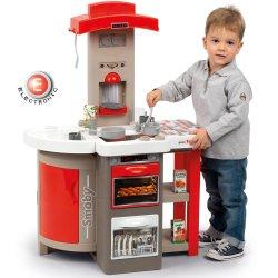 Elektroniczna Składana Kuchnia Dla Dzieci 22 Akc. Tefal Opencook Smoby
