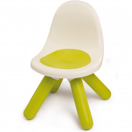 Zielone Krzesełko Dla Dzieci Smoby