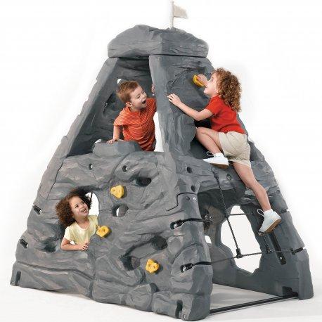 Góra Wspinaczkowa Plac Zabaw Skałka Do Wspinania Dla Dzieci Step2