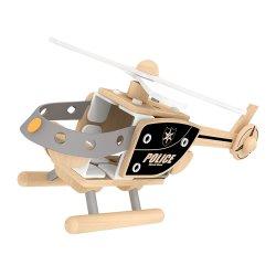 CLASSIC WORLD Klocki Konstrukcyjne Helikopter