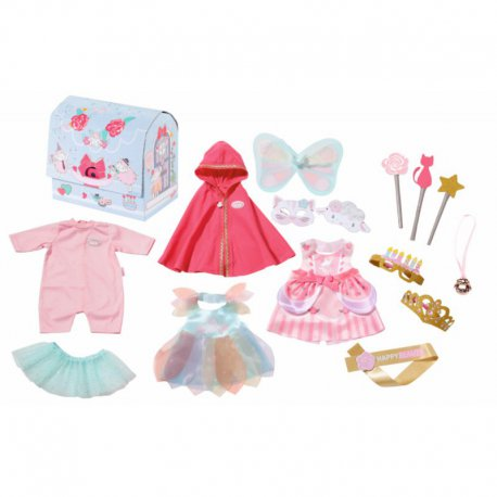 Baby Annabell zestaw ubranek 16 akcesoriów My Special Day