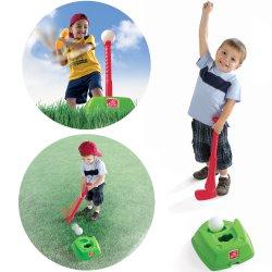 Step2 Gra w Baseball i Golf Dla Dzieci Zestaw 2w1