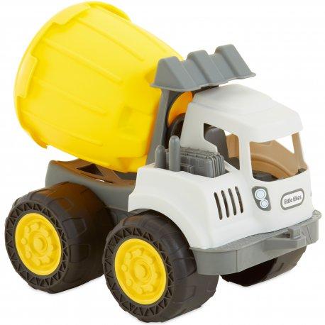 Little Tikes Betoniarka Dirt Diggers 2w1 Pojazd Budowlany