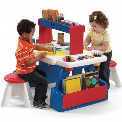 Step2 Biurko Dla Dzieci Centrum Aktywności