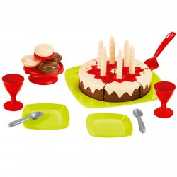 Ecoiffier zestaw urodzinowy