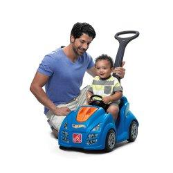 Hot Wheels Samochód Jeździk Pchacz dla Dzieci