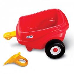 Little Tikes Przyczepka Czerwona Cozy Coupe