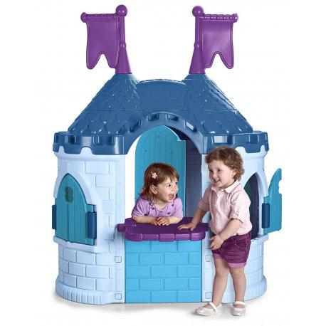 Zamek Frozen II Kraina Lodu Feber pałac