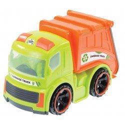 Ciężarówka Śmieciarka Mochtoys