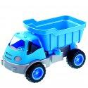 Samochód Ciężarówka Active Na Gumowych Kołach Mochtoys Niebieski