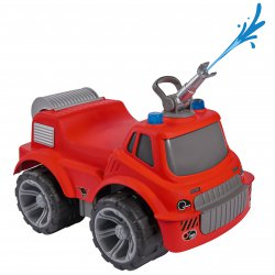 Jeździk Straż Pożarna Samochód Pchacz Armatka Wodna BIG
