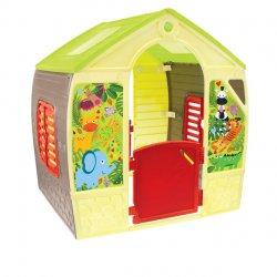 Domek Ogrodowy Dla dzieci Mochtoys Happy House Futurystyczny
