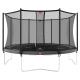 BERG Trampolina Favorit Gray Levels 430 cm + Siatka Bezpieczeństwa Comfort
