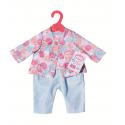 BABY born - Zestaw Świąteczny ubranek i akcesoriów dla lalki