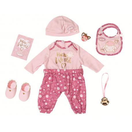 Baby Annabell - Wyjątkowe Pierwsze ubranko