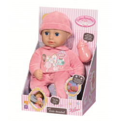 Baby Annabell Lalka Bobas z butelką 36 cm