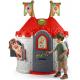 FEBER Średniowieczny Zamek z dzwiękiem dzwonka do drzwi