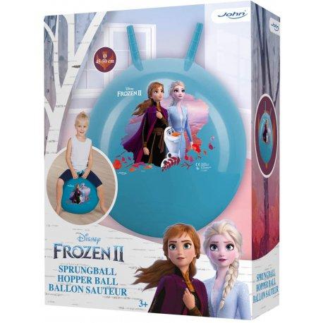 Simba Piłka do skakania Frozen - Kraina Lodu