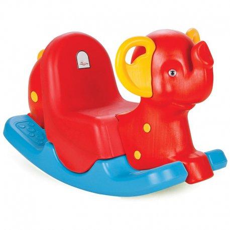 WOOPIE Bujak Słonik Czerwony Happy Elephant