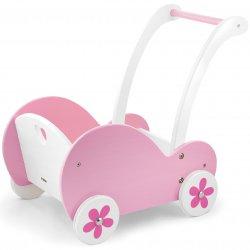 Wózek dla Lalek różowy Viga Toys
