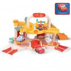 Vroom Planet Mój Pierwszy Garaż Cars dla dziecka Smoby