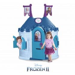 Domek Ogrodowy Frozen II Kraina Lodu Feber pałac Zamek