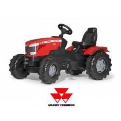 Rolly Toys MASSEY FERGUSON ogromny traktor na pedały 3-10 lat