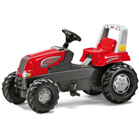 Rolly Toys traktor na pedały Junior RT czerwony 3-7 lat