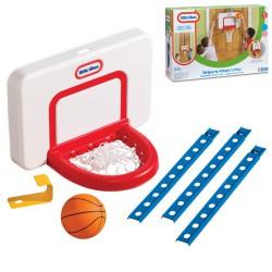 Little Tikes Koszykówka Przenośna Regulowana