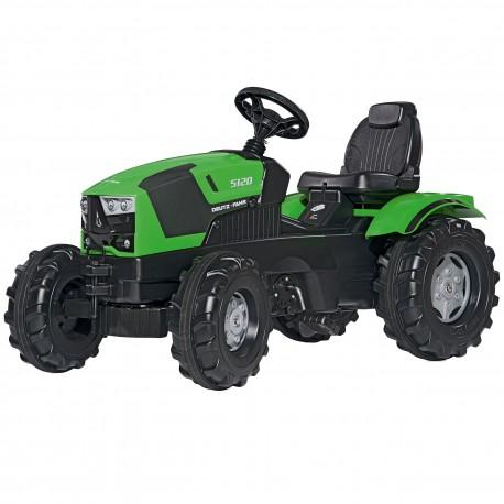 Rolly ToysTraktor na Pedały Deutz FAHR 3-8lat
