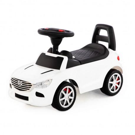 Wader QT Samochód Jeździk Super Car Biały