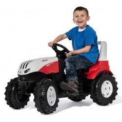 Rolly Toys Traktor rollyFarmtrac Steyr 6300 Terrus CVT na Pedały