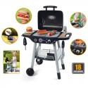 Smoby Grill Ogrodowy dla dzieci Barbecue 18 akcesoriów