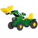 Rolly Toys rollyFarmTrac Traktor na Pedały z Łyżką John Deere