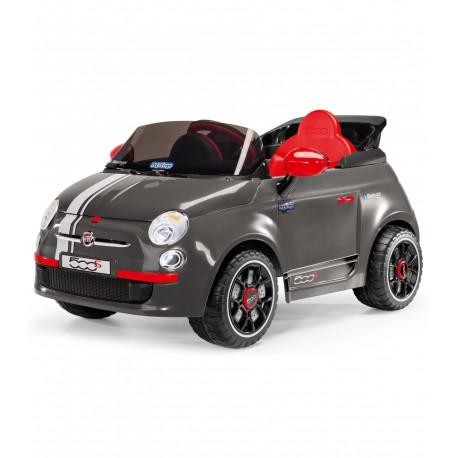 PEG PEREGO Samochód Ride-on Fiat 500 S 6V