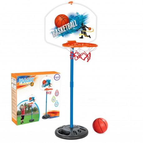 WOOPIE Koszykówka Klasyczna + Piłka