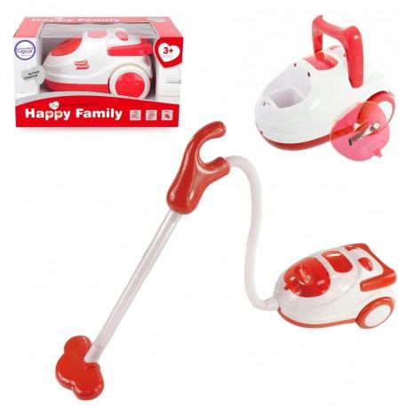 WOOPIE Interaktywny Zabawkowy Odkurzacz Funkcja Ssania dla Dzieci