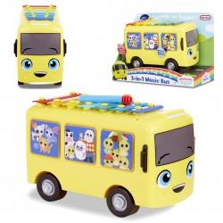 LITTLE TIKES Little Baby Bum Muzyczny Autobus 3w1