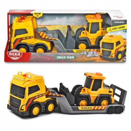 DICKIE Construction Volvo Truck Team 32cm