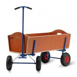 BERG Wózek Przyczepka Wagonik dla Dzieci