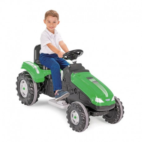 WOOPIE Traktor MEGA Na Akumulator Zielony 12 V