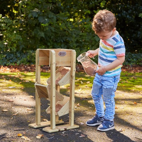 CLASSIC WORLD Zjeżdżalnia na Piasek dla Dzieci Zabawka do Piaskownicy od 3 lat