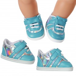 Baby Born Buciki Niebieskie Trampki dla Lalki 43 cm