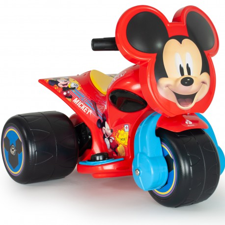 INJUSA Tribike Mickey Samurai 6V