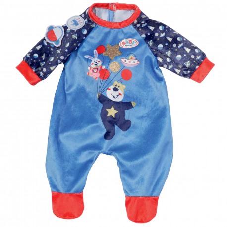 Baby Born Śpioszki dla Lalki 43 cm Niebieski